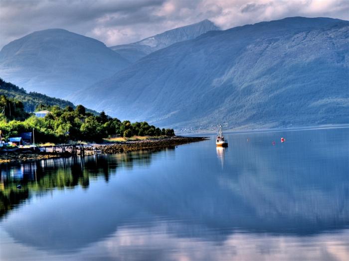 norwegen fjorde natur einmalig