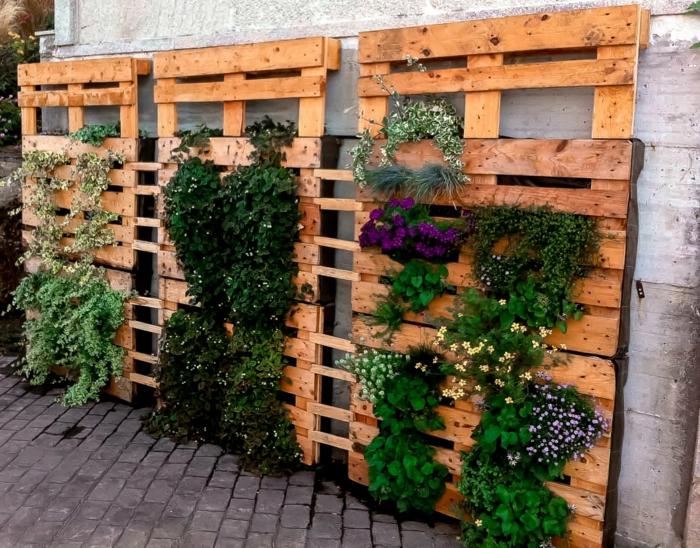 101 Holzpaletten Ideen Für Ihr Stilvolles Zuhause ...