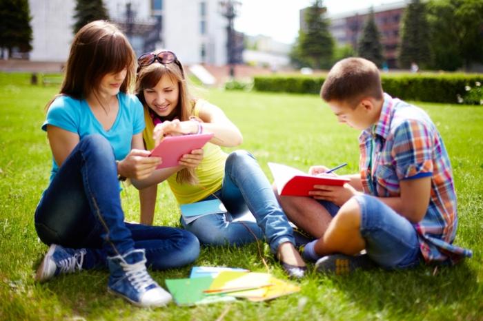 positiv denken lernen ständig lernen sich entwickeln