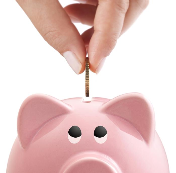 positiv denken lernen tipps geld sparen