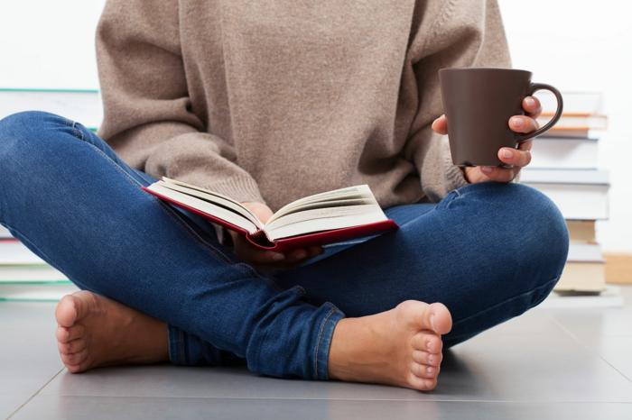 positives denken lernen bücher lesen geistige entwicklung