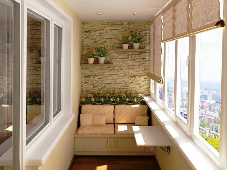 60 inspirierende balkonideen: so werden sie einen traumhaften, Attraktive mobel
