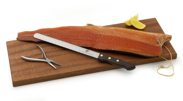 profi Kochmesser Test Vorlegemesser Küchen Messer