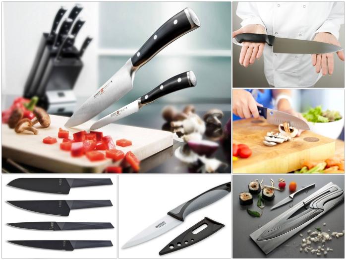 profi kochmesser test gute Küchen Messer set
