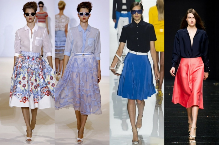 retro kleider herbst damenmode vintage trends fashion
