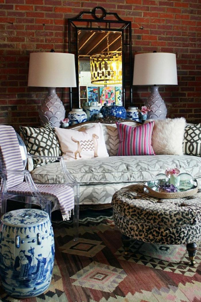 schöne sofas Camel back sofa wohnzimmer verschiedene muster