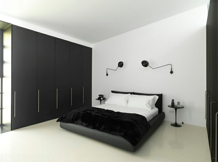 103 einrichtungsideen schlafzimmer schlafzimmerdesigns. Black Bedroom Furniture Sets. Home Design Ideas