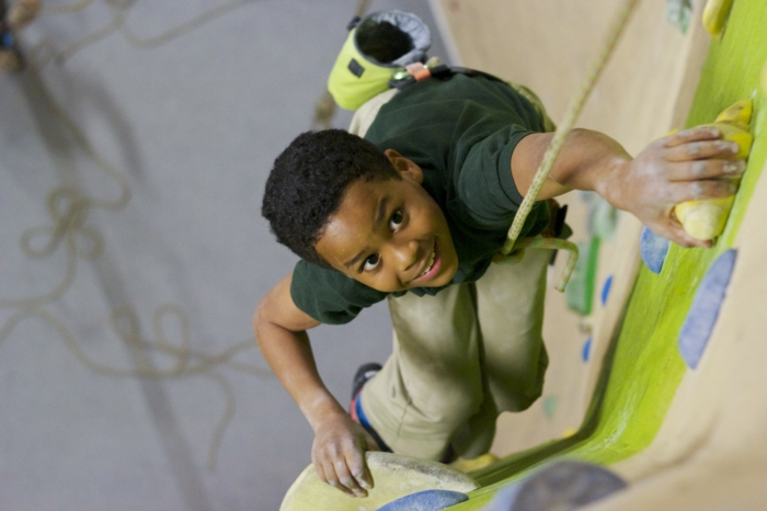 sportarten für kinder junge klettern lifestyle