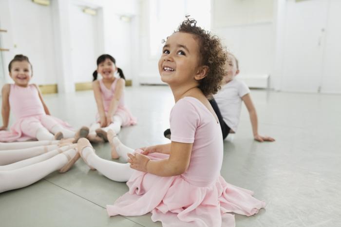 sportarten für kinder mädchen bellet tanzen lifestyle
