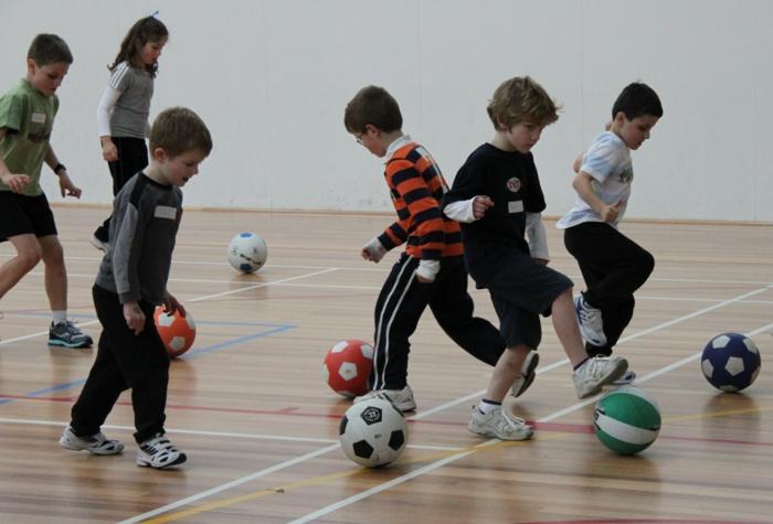 sportarten für kinder sport treiben gesund leben