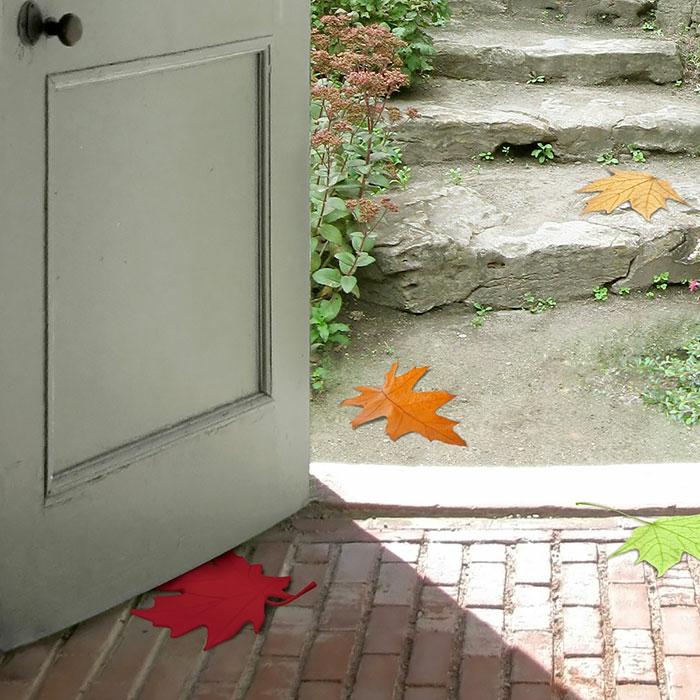 Türstopper nähen wandtürstopper wandtürstopper edelstahl türpuffer schuh hebstblatt