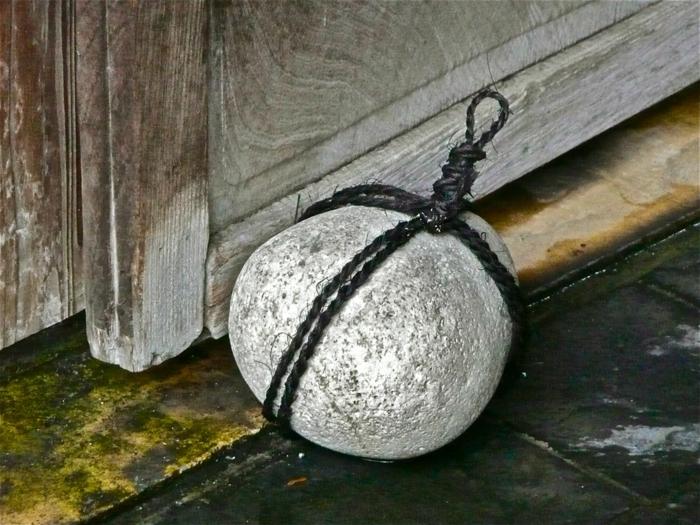 Türstopper nähen türpuffer sack edelstahl türpuffer stein