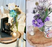 Tischdekoration Hochzeit – 88 festliche Inspirationen für Ihren wichtigsten Tag