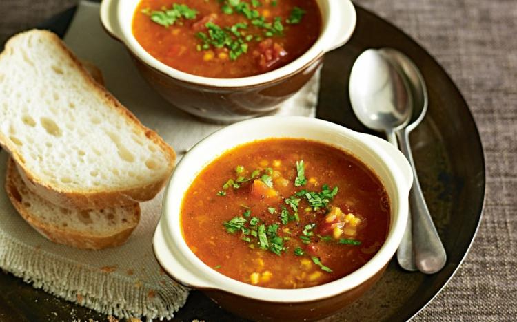 vegetarische indische Spezialitäten indische Gewürze