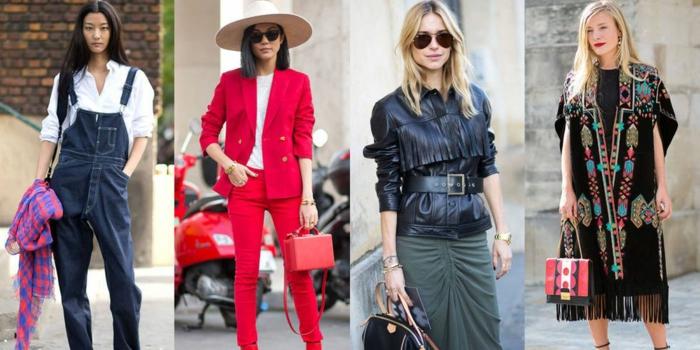 vintage kleider herbst damenmode 2015 indianer motive