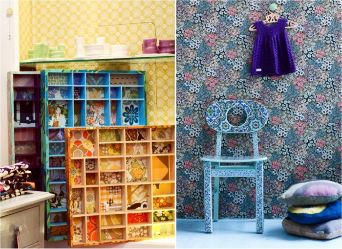 Vintage tapete kinderzimmer – reiquest.com