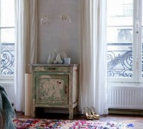 50 Vintage Teppiche und Tapeten – Vintage ist eine Einstellung!
