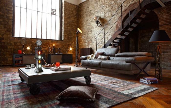 Muster Tapete Wohnzimmer mit genial ideen für ihr haus ideen