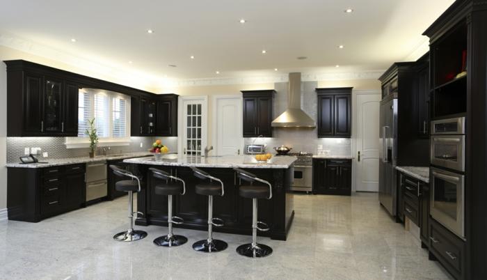 ... Wandfliesen Deckenbeleuchtung Große Bodenfliesen Küchenfliesen Für Wand  U2013 Zögern Sie Immer Noch, Wie Sie Die Küchenwände Dekorieren?