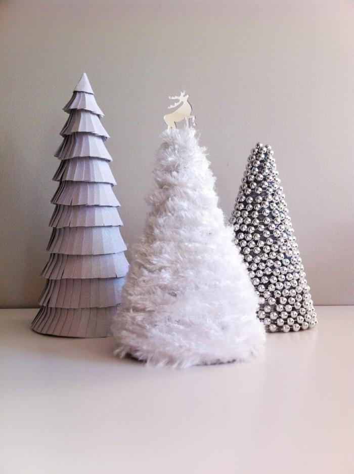 weihnachtliche bastelideen dekoideen weihnachten schöne wohnideen