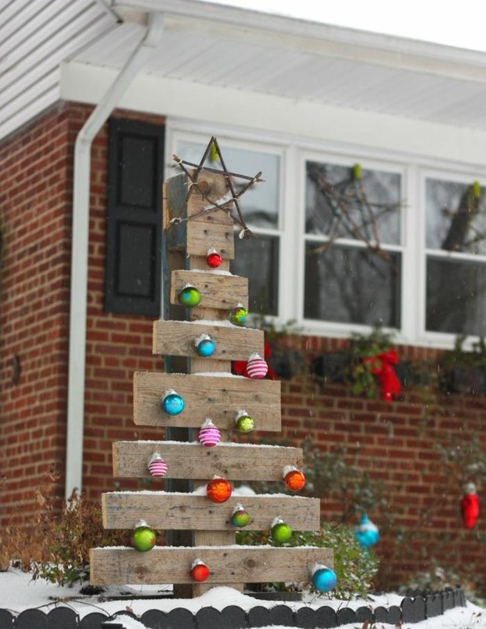Weihnachtsdeko f r draussen macht weihnachten zu einem for Weihnachtsdeko schaufenster