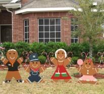 Weihnachtsdeko für draußen macht Weihnachten zu einem Erlebnis