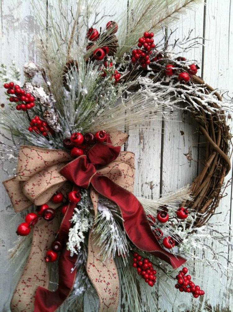 Wunderbar Perfekt Rustikale Weihnachtsdeko Selber Machen # Benited.com U003e Sammlung  Von Zeichnungen über Das .