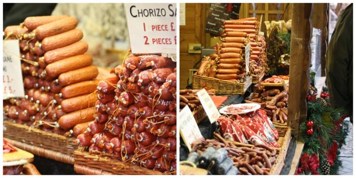 weihnachtsmarkt manchester weihnachtsschmuck schoene weihnachtsmärkte wurstbasar