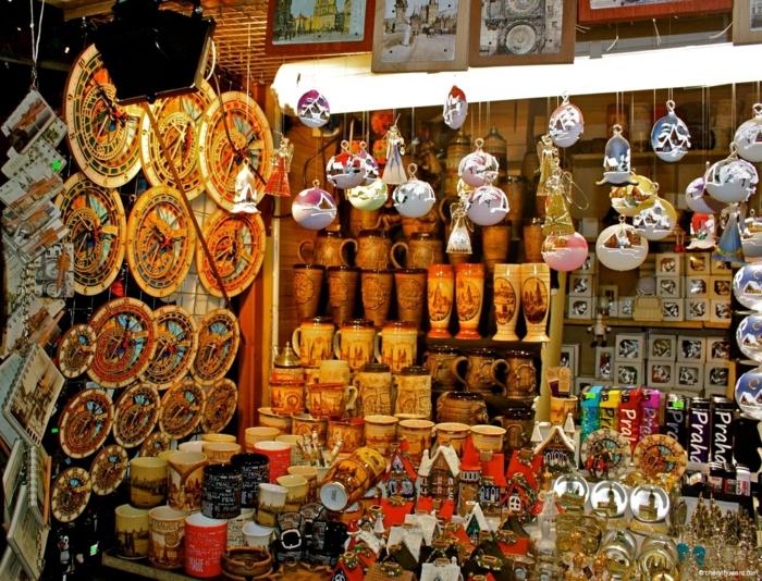 weihnachtsmarkt prag weihnachtsschmuck schoene weihnachtsmärkte verkauf
