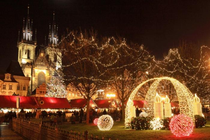 weihnachtsmarkt prag weihnachtsschmuck schoene weihnachtsmärkte weihnachtsstimmung