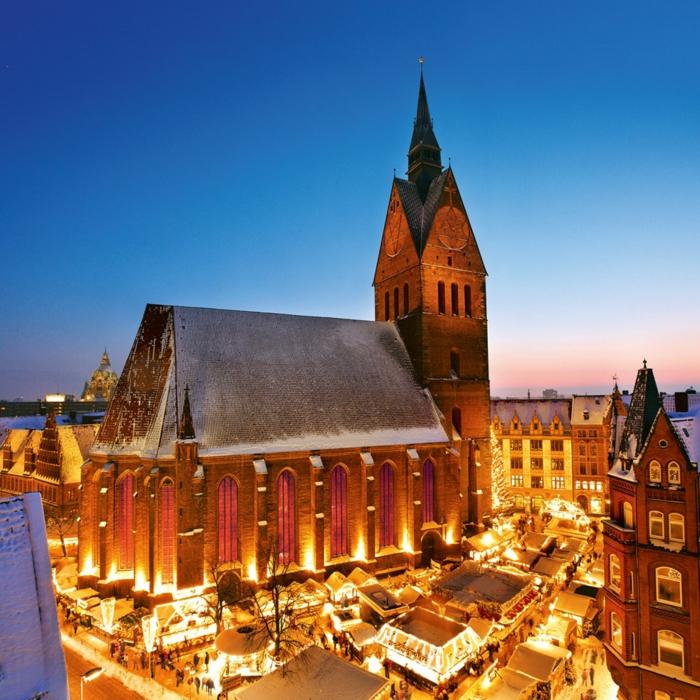 weihnachtsmarkt wien weihnachtsschmuck schoene weihnachtsmärkte hannover marktkirche