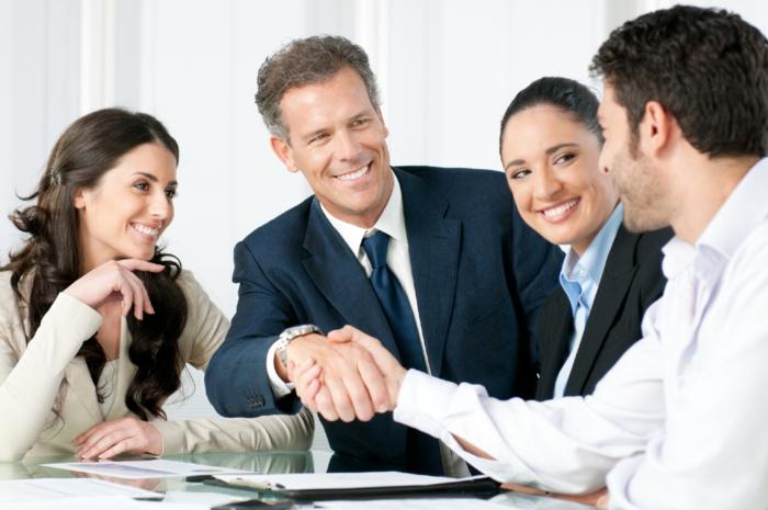 wie bekomme ich mehr selbstbewusstsein sich begrüßen business