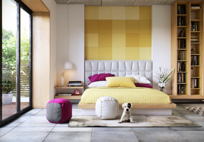 103 einrichtungsideen schlafzimmer schlafzimmerdesigns for Photo deco chambre a coucher adulte