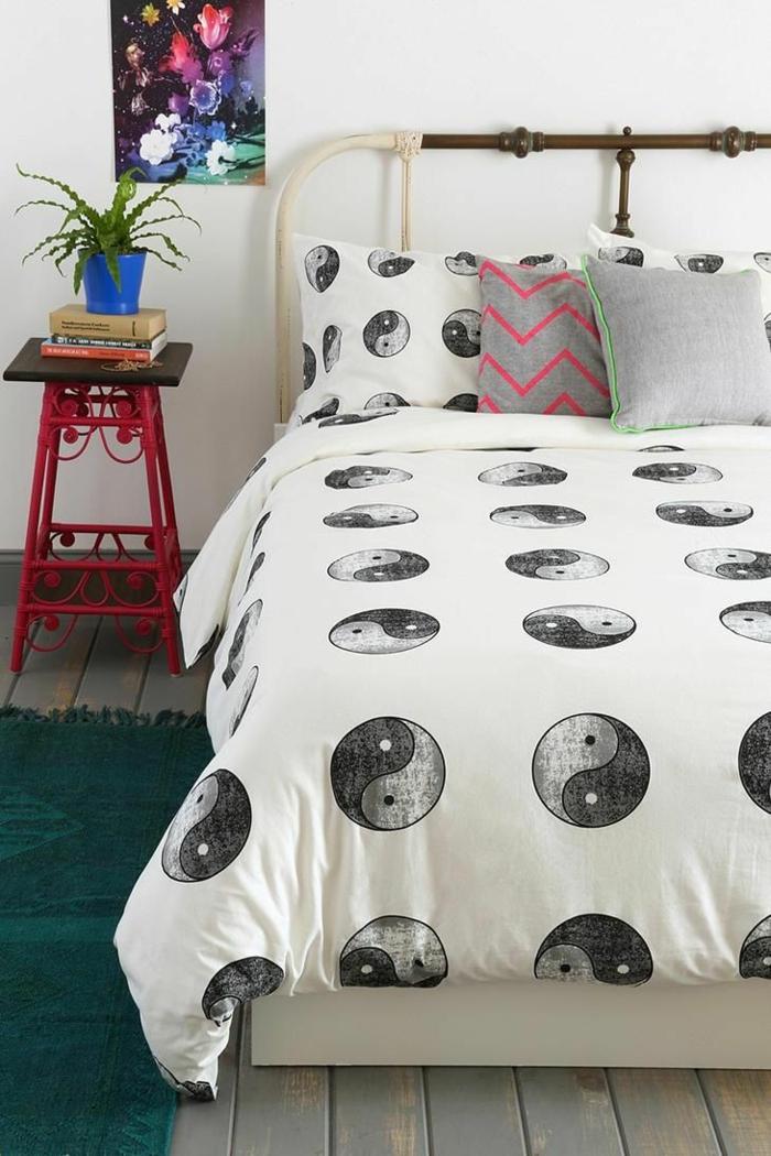Yin Yang Bed Sheets