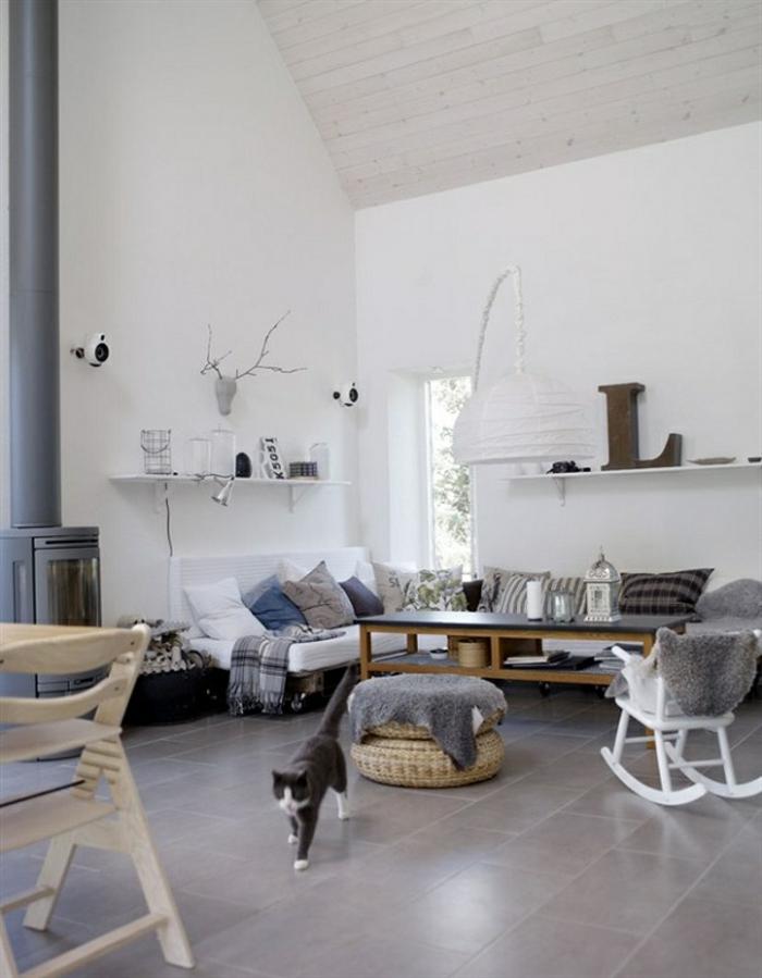 wohnzimmer skandinavischer stil:wohnzimmer skandinavischer stil ...
