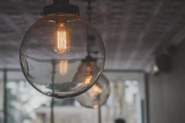Beleuchtungsideen innovative Leuchtmittel Pendelleuchten