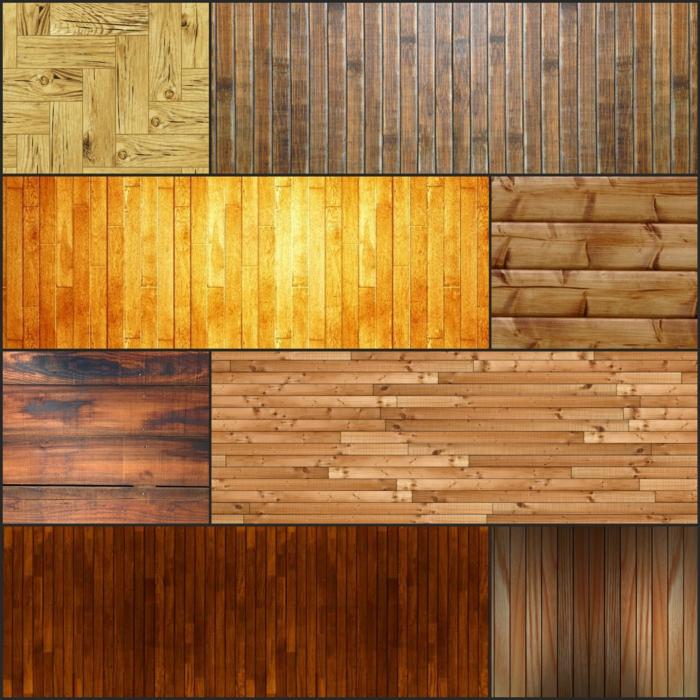 Wohnung einrichten Inneneinrichtung bodenbelag interiordesign holz diele