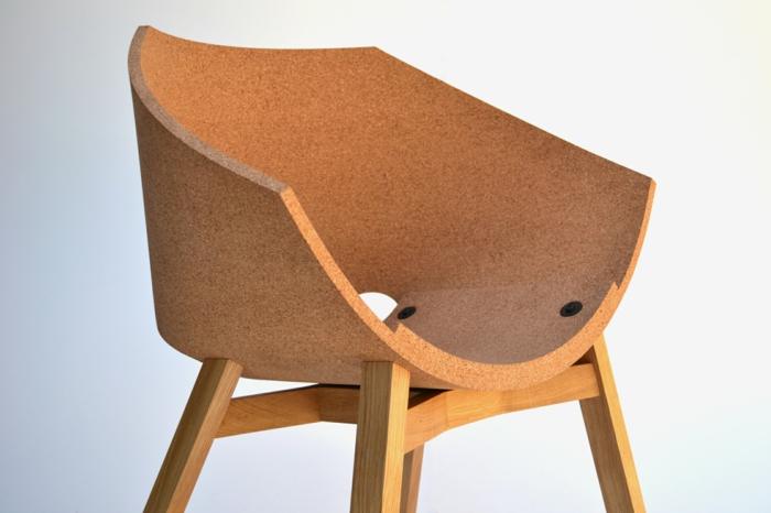 Inneneinrichtung Bodenbelag Interiordesign Möbel Bambus Natur  Umweltfreundlich Kork Wohnung Einrichten Nachhaltig Und Modern  ...