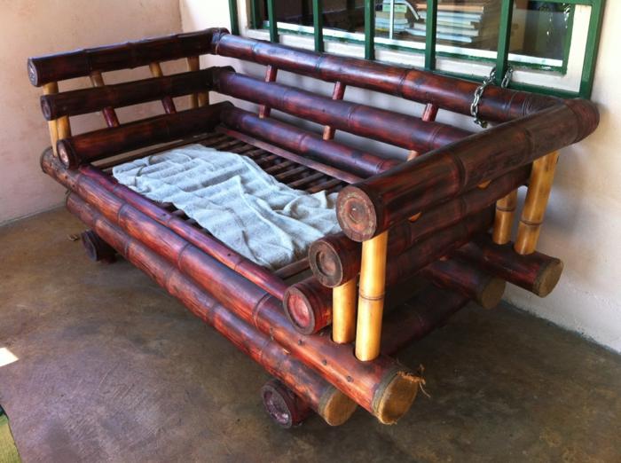 Inneneinrichtung bodenbelag interiordesign möbel bambus natur umweltfreundlich