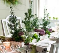 Adventsgesteck selber machen – 40 tolle Bastelideen zu Weihnachten