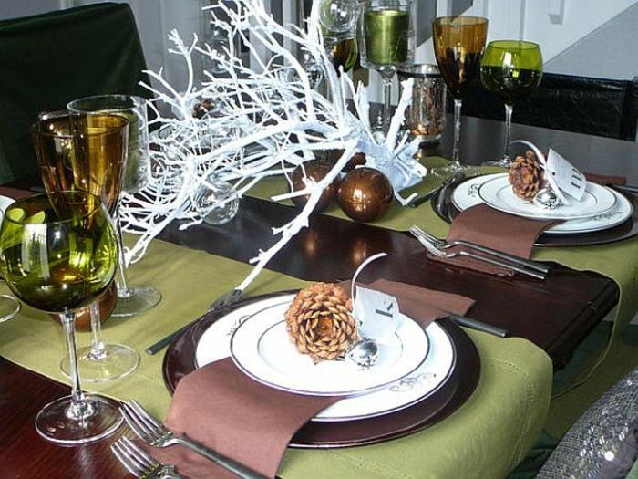 adventsgesteck selber machen 40 tolle bastelideen zu weihnachten. Black Bedroom Furniture Sets. Home Design Ideas