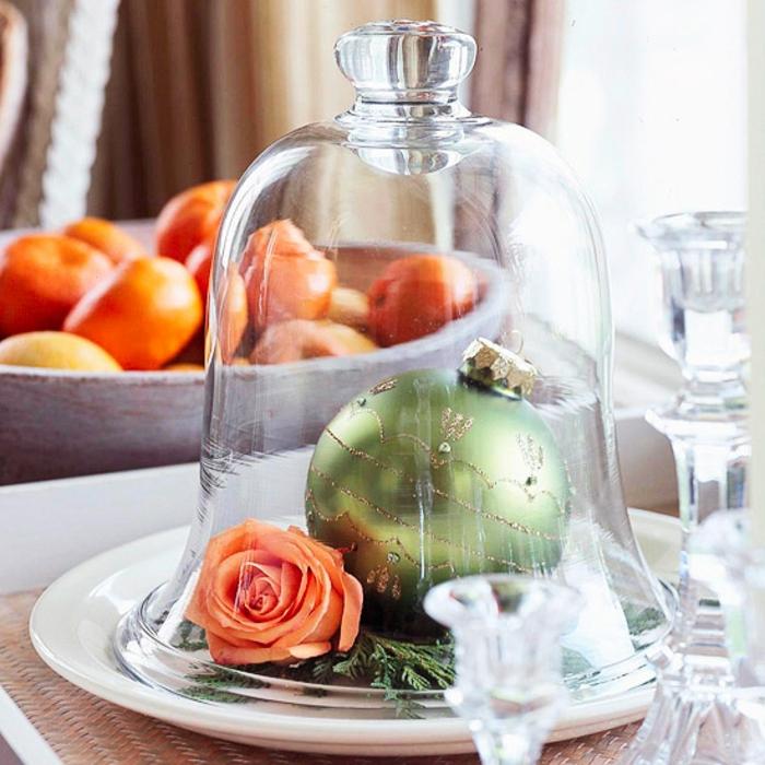 Adventsgestecke basteln festliche Tischdeko Weihnachten