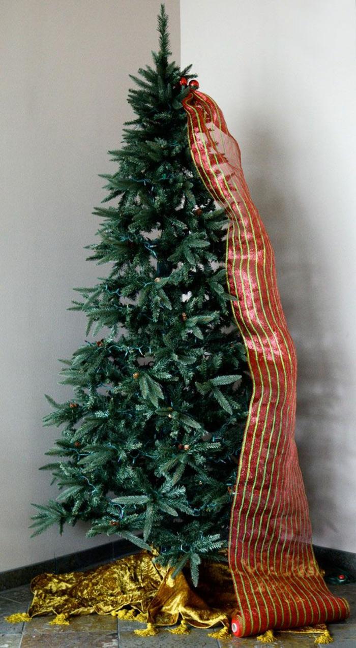 Bastelideen für Weihnachten Weihnachtsbaumschmuck basteln