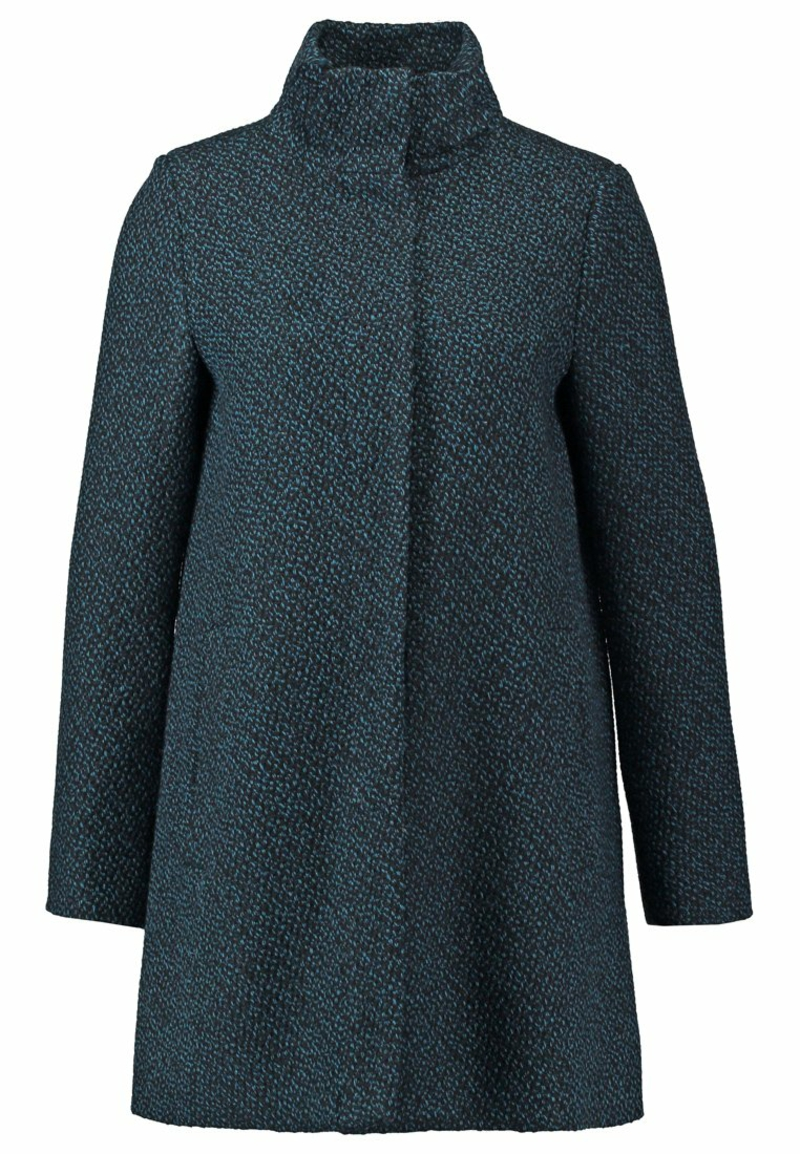 Benetton Wintermantel Damen Kurzmantel