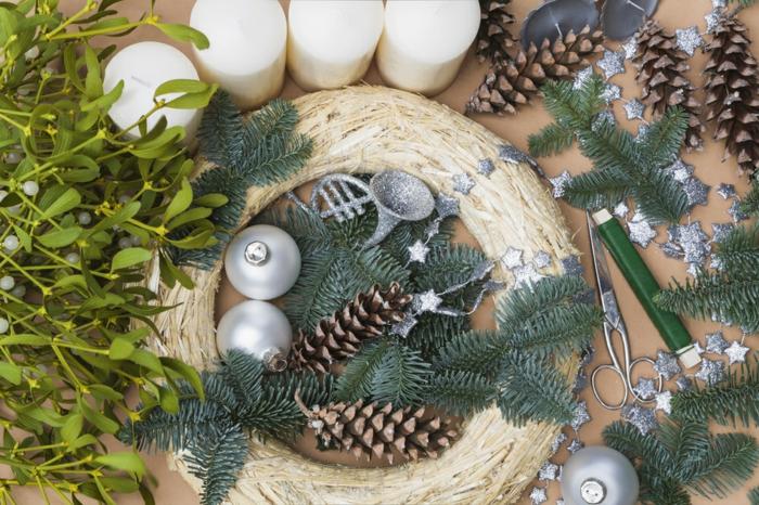 Bild 5 Adventskranz Geschenkideen zum Selbermachen