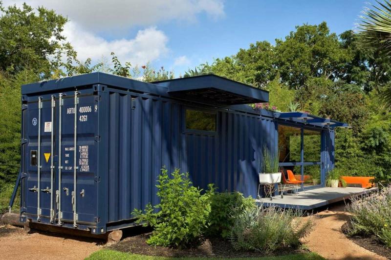 Container Architektur Containerhäuser Container Haus bauen