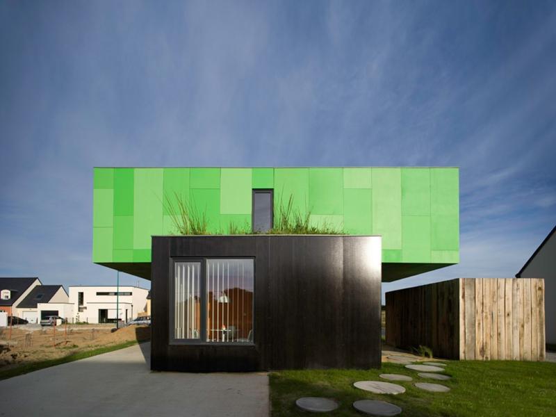 Container Architektur Containerhäuser Haus aus Containern kaufen