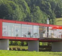 Die 5 kreativsten Containerhäuser aus Europa