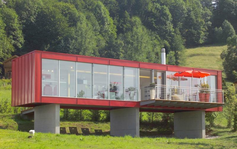 Container Architektur bemerkenswerte Containerhäuser weltweit