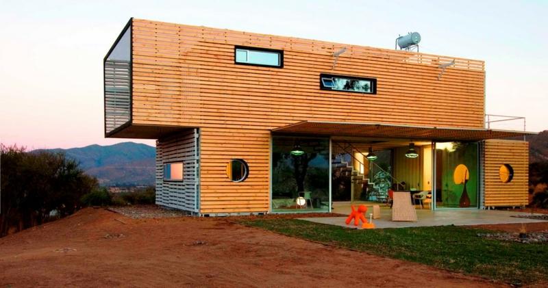 Container Architektur bemerkenswerte Containerhäuser